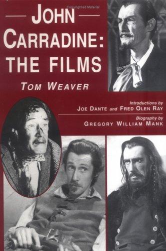 9780786406074: John Carradine: The Films