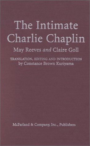 9780786407354: The Intimate Charlie Chaplin