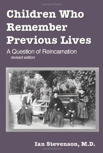9780786409136: Children Who Remember Previous Lives: A Question of Reincarnation