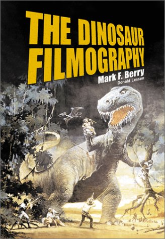 9780786410286: The Dinosaur Filmography