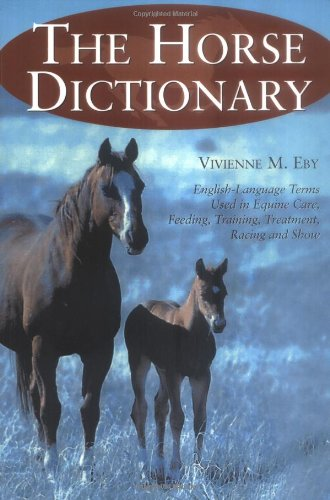 9780786411450: The Horse Dictionary: English-Language Terms Used in Equine Care, Feeding, Training, Treatment, Racing and Show