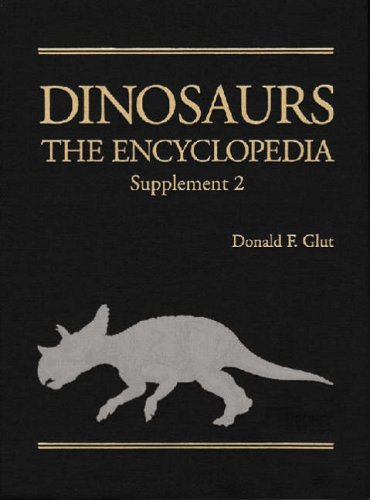 9780786411665: Dinosaurs: The Encyclopedia Supplement 2