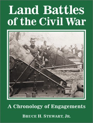 Land Battles of the Civil War, Eastern Theatre: Stewart, B. H. I. H.