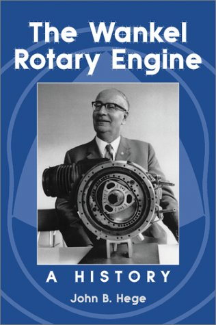 9780786411771: The Wankel Rotary Engine: A History