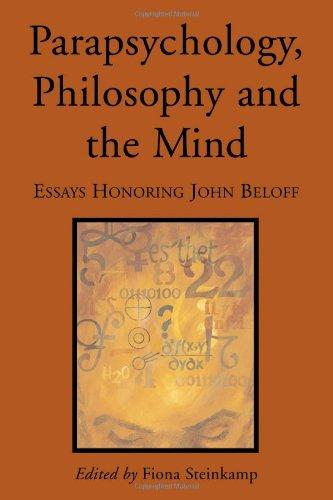 9780786412365: Parapsychology, Philosophy and the Mind: Essays Honoring John Beloff