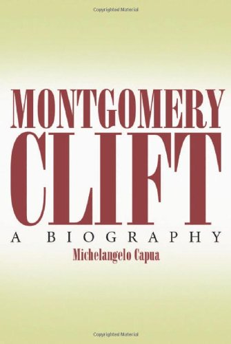9780786414321: Montgomery Clift : A Biography