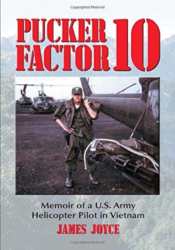 9780786415571: Pucker Factor 10: Memoir of a U.S. Army Helicopter Pilot in Vietnam
