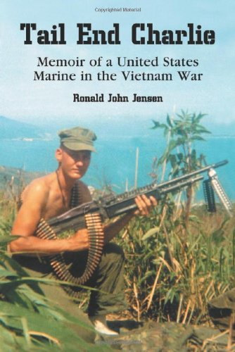9780786417162: Tail End Charlie: Memoir of a United States Marine in the Vietnam War