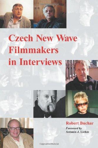 9780786417209: Czech New Wave Filmmakers in Interviews
