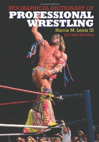 9780786417544: Biographical Dictionary of Professional Wrestling