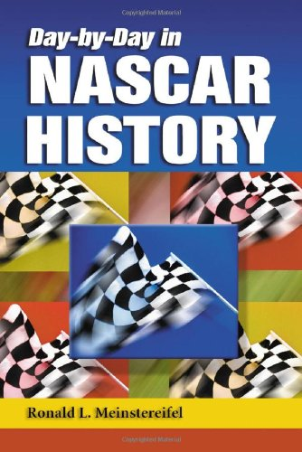 9780786417995: Day-By-Day in NASCAR History