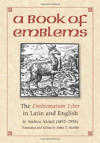 9780786418077: A Book of Emblems: The Emblematum Liber in Latin and English