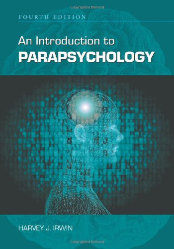9780786418336: An Introduction to Parapsychology, Fourth Edition