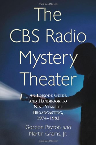9780786418909: The CBS Radio Mystery Theater: An Episode Guide and Handbook to Nine Years of Broadcasting, 1974-1982