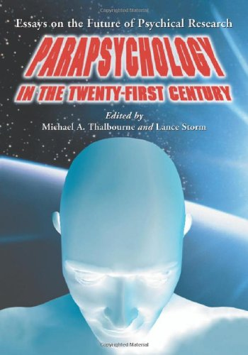 9780786419388: Parapsychology in the Twenty-First Century: Essays on the Future of Psychical Research