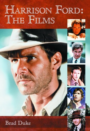 9780786420162: Harrison Ford: The Films