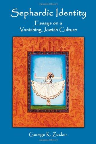 9780786420216: Sephardic Identity: Essays on a Vanishing Jewish Culture