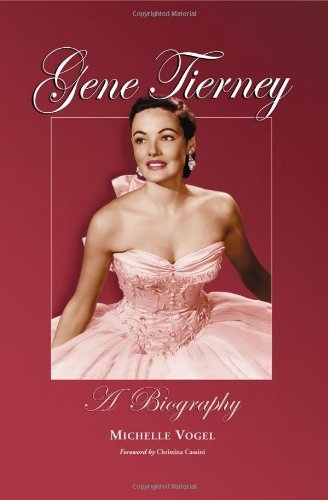 9780786420353: Gene Tierney: A Biography