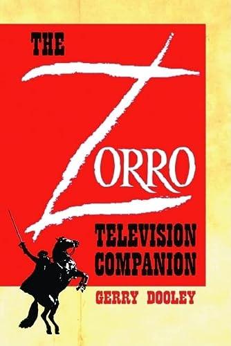9780786420582: The Zorro Television Companion: A Critical Appreciation