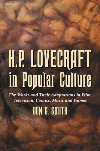 9780786420919: H.P. Lovecraft in Popular Culture: The Works and Their Adaptations in Film, Television, Comics, Music and Games