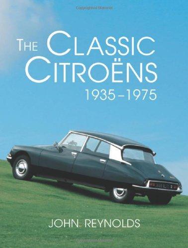 9780786421718: The Classic Citroens, 1935-1975