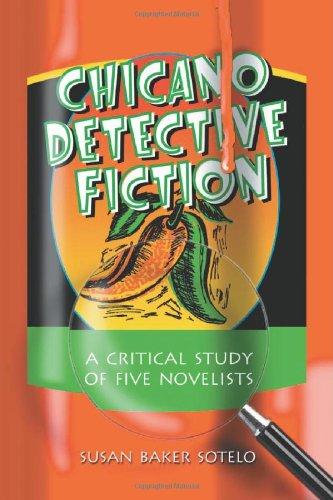 9780786421855: Chicano Detective Fiction: A Critical Study Of Five Novelists