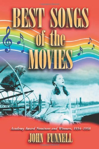 9780786421930: Best Songs of the Movies: Academy Award Nominees and Winners, 1934-1958