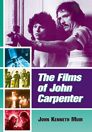 9780786422692: The Films of John Carpenter