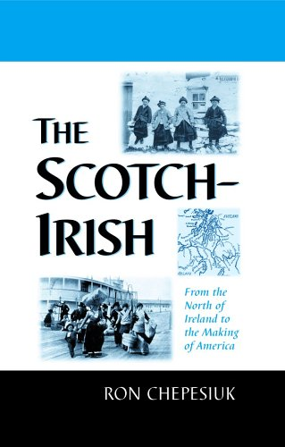 9780786422739: The Scotch-Irish: From the North of Ireland to the Making of America