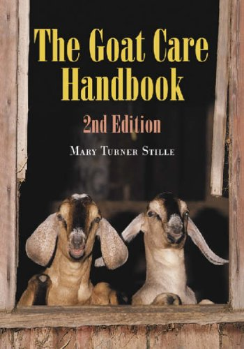9780786423156: Goat Care Handbook