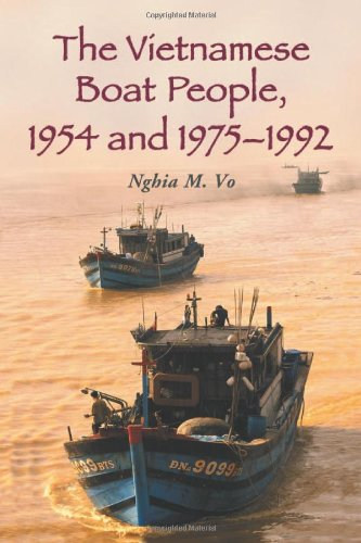 9780786423453: The Vietnamese Boat People, 1954 And 1975–1992