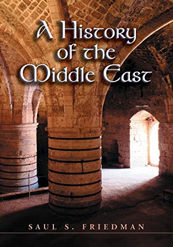 9780786423569: A History of the Middle East