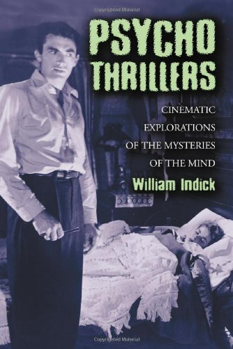 9780786423712: Psycho Thrillers: Cinematic Explorations of the Mysteries of the Mind