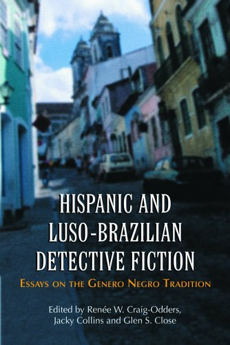 9780786424269: Hispanic and Luso-Brazilian Detective Fiction: Essays on the Genero Negro Tradition