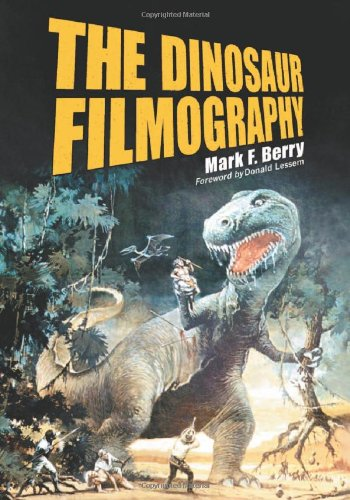 9780786424535: The Dinosaur Filmography