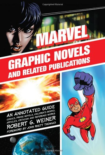 9780786425006: Marvel Graphic Novels and Related Publications
