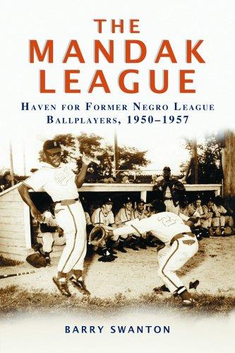 9780786425105: Mandak League: Haven for Former Negro League Ballplayers, 1950-1957