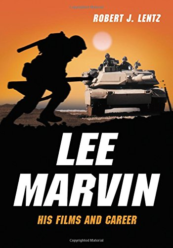 9780786426065: Lee Marvin: His Films and Career