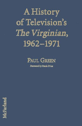 9780786426133: History of Television's the Virginian 1962-1971
