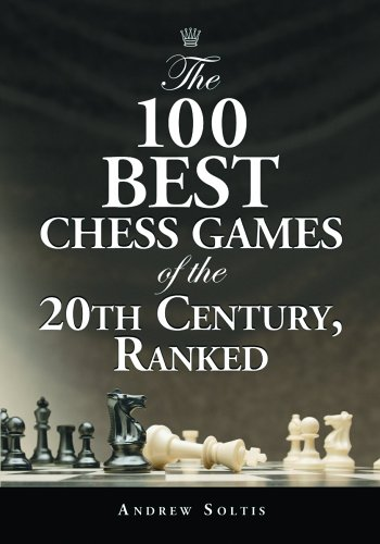9780786427413: The 100 Best Chess Games of the 20th Century, Ranked