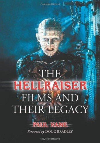 The Hellraiser Films And Their Legacy: Paul Kane