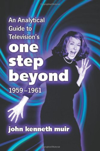 9780786428496: Analytical Guide to Television's One Step Beyond, 1959-1961