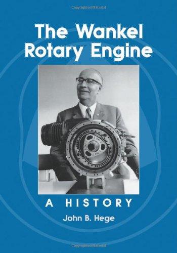 9780786429059: Wankel Rotary Engine: A History
