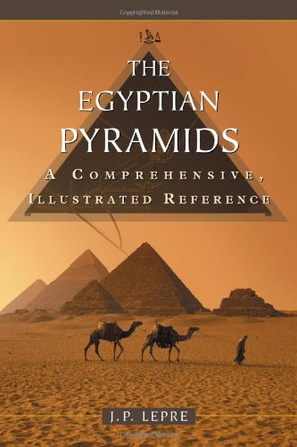 9780786429554: The Egyptian Pyramids: A Comprehensive, Illustrated Reference
