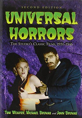 9780786429745: Universal Horrors: The Studio's Classic Films, 1931-1946
