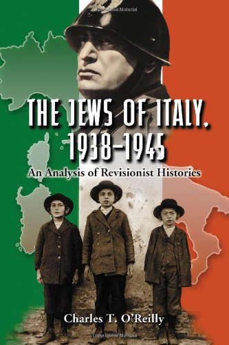 9780786430024: Jews of Italy,1938-1945: An Analysis of Revisionist Histories