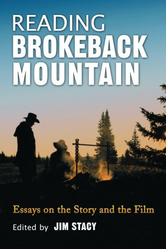 9780786430444: Reading Brokeback Mountain: Essays on the Story and the Film