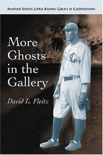More Ghosts in the Gallery: Another Sixteen: David L. Fleitz