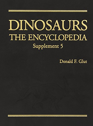 9780786432417: Dinosaurs: The Encyclopedia, Supplement 5