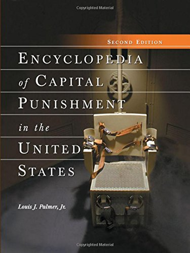 9780786432639: Encyclopedia of Capital Punishment in the United States